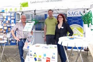 Sommerfest KiQ Rath Uri Linneweber Quartiersaktivierung Kuemmerin Duesseldorf