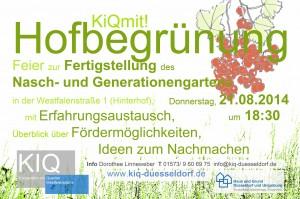 140821_KiQ Rath Westfalenstr Hof begruenung Quartier Linneweber