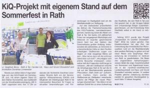 140799_Duesseldorfer Bauzeitung Haus und Grund berichtet KiQ Sommerfest