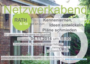 140924_Rath Tat Netzwerkabend 04 11 2014 Dorothee Linneweber Lensing Hebben