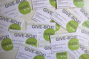 150108_Einladung GiveBox Rath Duesseldorf KiQ Linneweber