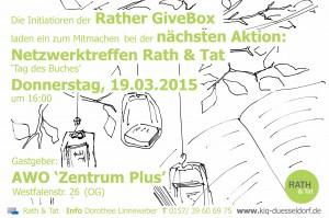 150303_Rath Tat Einladung Netzwerktreffen Givebox Linneweber Westfalenstr AWO Zentrum Plus