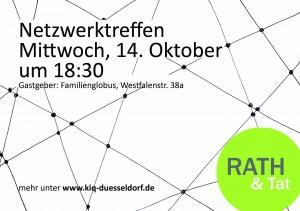 151004_1Einladg-VS Netzwerktreffen Rath Tat KiQ Linneweber Quartier Entwicklung