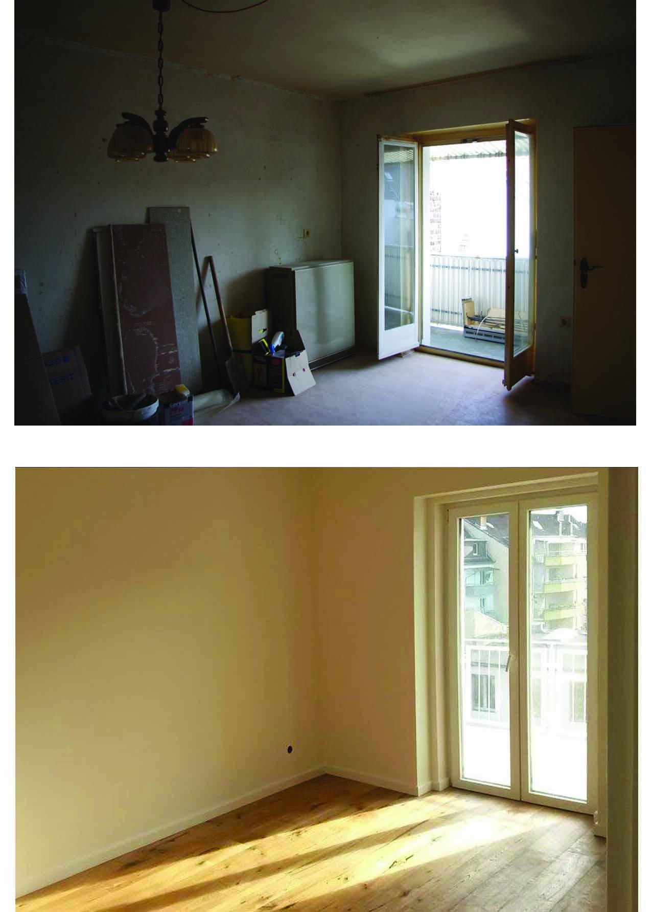 sanierung vorher nachher eines mehrfamilienhauses kiq d sseldorf. Black Bedroom Furniture Sets. Home Design Ideas