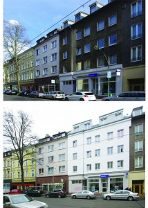 160199_VorherNachher-Sanierung Westfalenstr Rath KiQ Linneweber Quartier