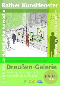160612_Rather Kunstfenster Rath Tat KiQ Linneweber Quartier Entwicklung S1