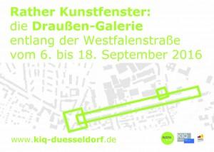 160825_Rather Kunstfenster Lageplan KiQ Rath Tat Linneweber Quartier