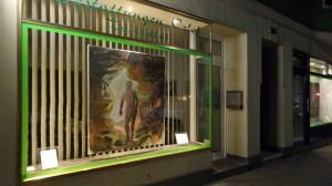 160905_Rather Kunstfenster Rath Tat KiQ WIR Linneweber Quartier nebenan Kunstwoche Westfalenstr Draussen galerie (2)