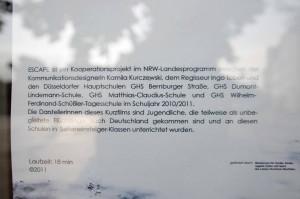 160906 KiQ Rath Tat Kunstfenster Westfalenstr Linneweber Quartier nebenan de (10)