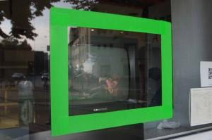 160906 KiQ Rath Tat Kunstfenster Westfalenstr Linneweber Quartier nebenan de (9)