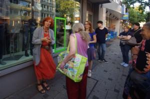 160906_06 Rather Kunstfenster Galerie Felicitas Lensing-Hebben Rath Tat Quartier Linneweber (1)