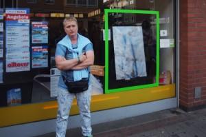 160906_09 Rather Kunstfenster Rath Tat KiQ Galerie Quartier Linneweber