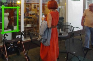 160906_18z Grillhaus Rath Rather Kunstfenster KiQ Rath Tat Alphons Heinze Quartier nebenan Dorothee Linneweber (1)