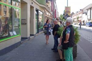 160910_Quartiersrundgang KiQ Linneweber Rather Kulturwoche Quartier Nachbarschaft nebenan Rath (3)