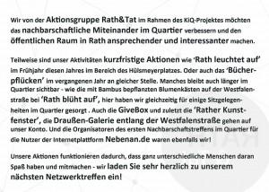 161004 Einladung Rath Tat Netzwerk treffen Westfalen KiQ Linneweber nebenan Rather Buchzentrum Quartier Entwicklung (2)