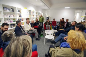 161004_Netzwerktreffen Rath Tat Rather Buchzentrum KiQ Dorothee Linneweber Quartier Aktivierung (3)